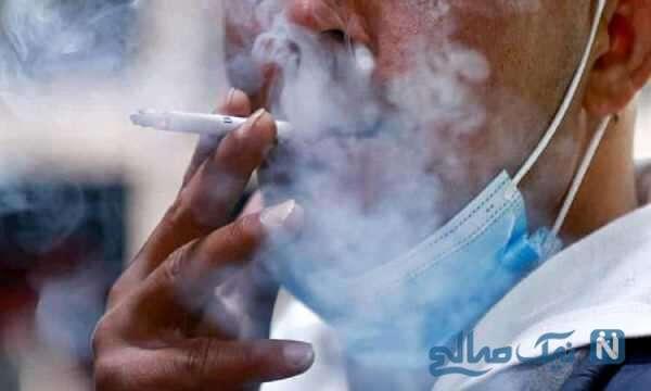بالا بودن احتمال مرگ افراد سیگاری از کرونا