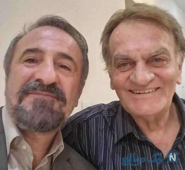 فتحعلی اویسی و مهران رجبی
