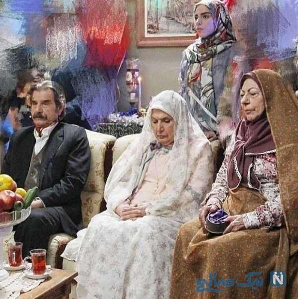 عزت الله مهرآوران بازیگر سریال بچه مهندس 4