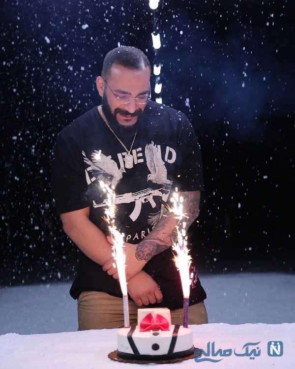 جشن تولد حمید صفت