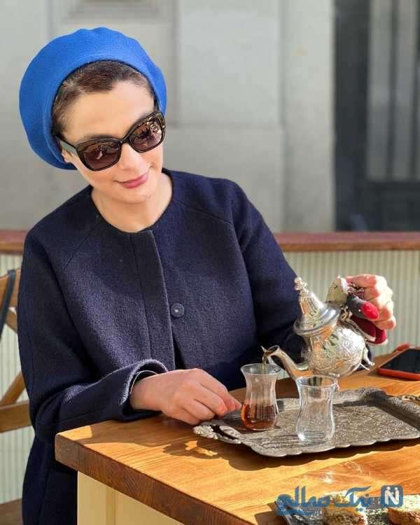 چای خوری عصرانه مارال فرجاد