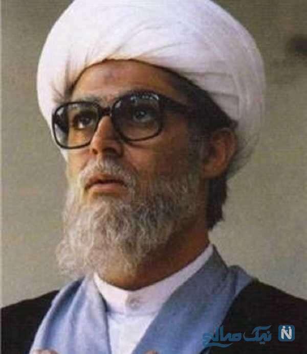 محمدرضا گلزار در نقش روحانی