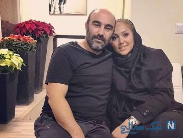 عکس جدید محسن تنابنده و همسرش