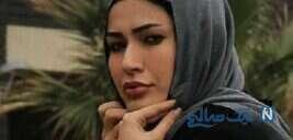 ورزش سخت شیوا طاهری بازیگر زن در قرنطینه خانگی