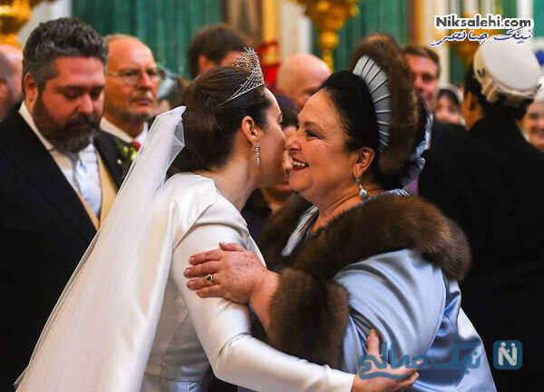 عروس و مادر شوهر سلطنتی