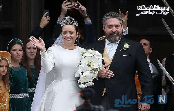 عکس های عروسی سلطنتی