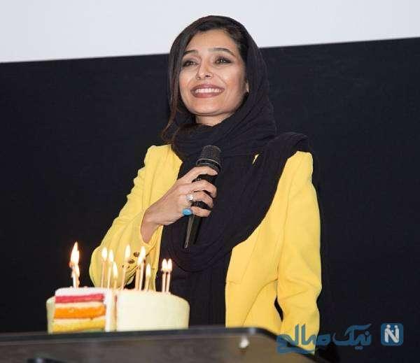 جشن تولد ساره بیات