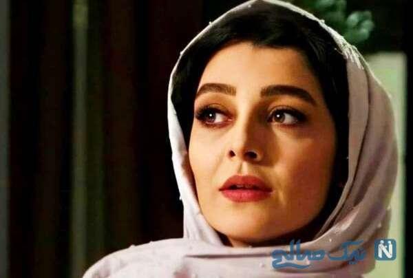 جشن تولد ساره بیات تازه عروس سینمای ایران در ۴۲ سالگی
