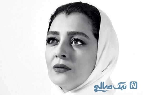 ساره بیات باخواهرزاده اش دوران در رستوران لاکچری