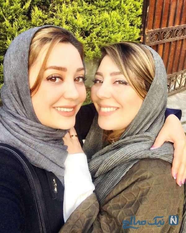 الناز اسماعیلی و خواهرش