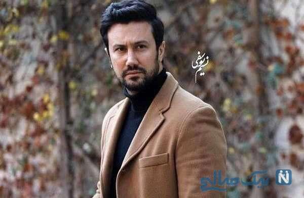 لباس های شیک و پاییزی سپیده بزمی پور همسر شاهرخ استخری