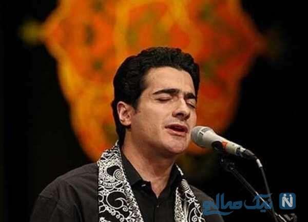 آواز خوانی همایون شجریان خواننده