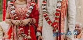 ازدواج عجیب یک زوج جوان وسط سیل ویرانگر , ببینید