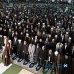 نماز جمعه تهران پس از ۲۰ ماه وقفه برگزار شد