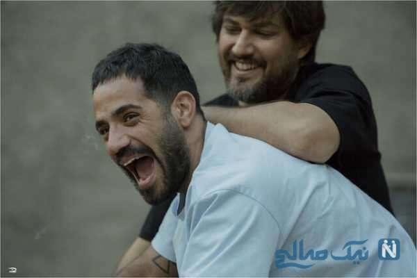 اولین عکس از حامد بهداد در فیلم