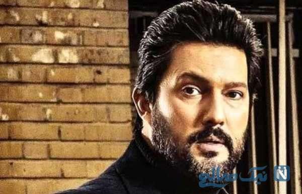 اولین عکس منتشر شده از چهره جدید حامد بهداد در فیلم پیر پسر