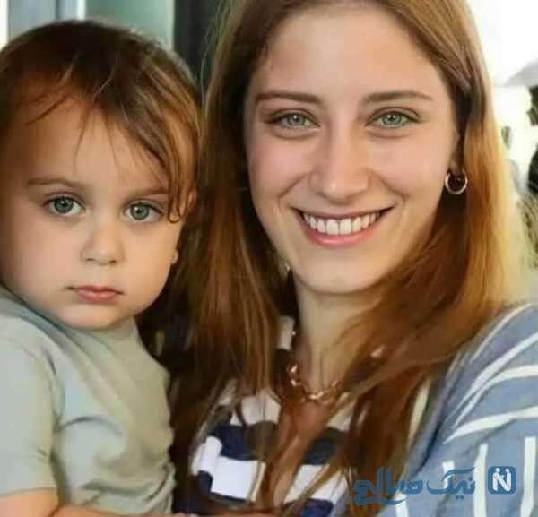 هازال کایا و پسرش