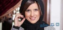 تعییر چهره سارا بهرامی بازیگر فیلم علفزار بعد از عمل زیبایی بینی اش