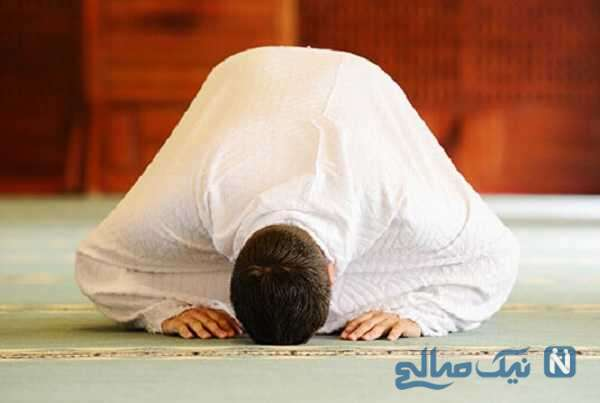 مرگ آرام یک جوان مصری در هنگام خواندن نماز