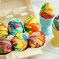 ایده ای متفاوت برای تزیین کردن تخم مرغ های رنگی+تصاویر