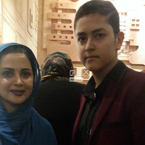 عکس های جدید کمند امیر سلیمانی به همراه سایر بازیگران در مشهد