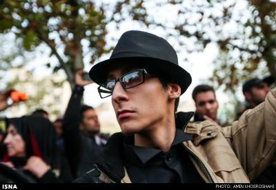 شباهت عجیب این پسر به زنده یاد مرتضی پاشایی+عکس