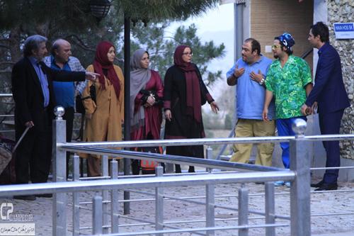 عکس های سریال طنز «سیگنال موجود نیست» ویژه شبکه سه سیما