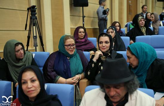 حضور هنرمندان مشهور در مراسم افطاری رئیس جمهوری / از آزاده نامداری تا الهام حمیدی و بهاره رهنما و محمدرضا گلزار