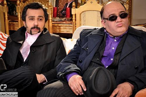 جدیدترین تصاویر از سریال نوروزی شبکه تهران «ما فرشته نیستیم»