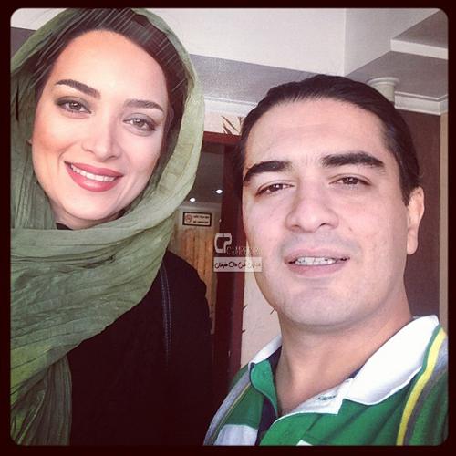 عکس های جدید بهنوش طباطبایی در تئاتر جدیدش در مشهد