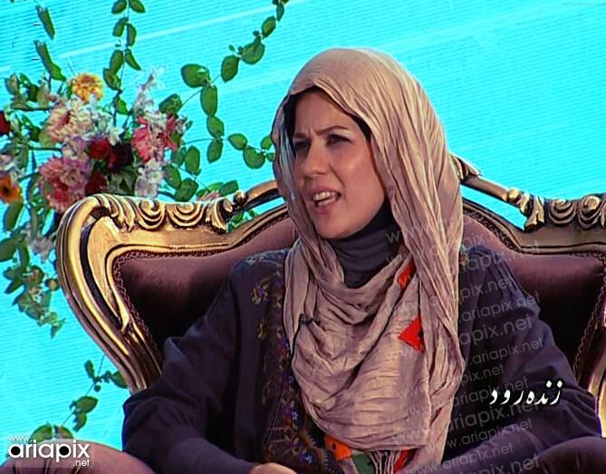 عکس های جدید سارا بهرامی و حامد کمیلی در برنامه زنده رود