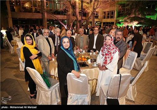 پنجمین شب کانون کارگردانان سینمای ایران با حضور بازیگران و کارگردانان مشهور + تصاویر