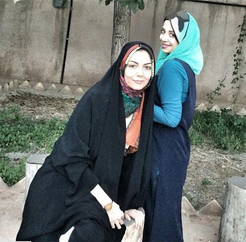 عکس های جدید و متفاوتی از آزاده نامداری (مجری مشهور) در صفحه شخصی اش