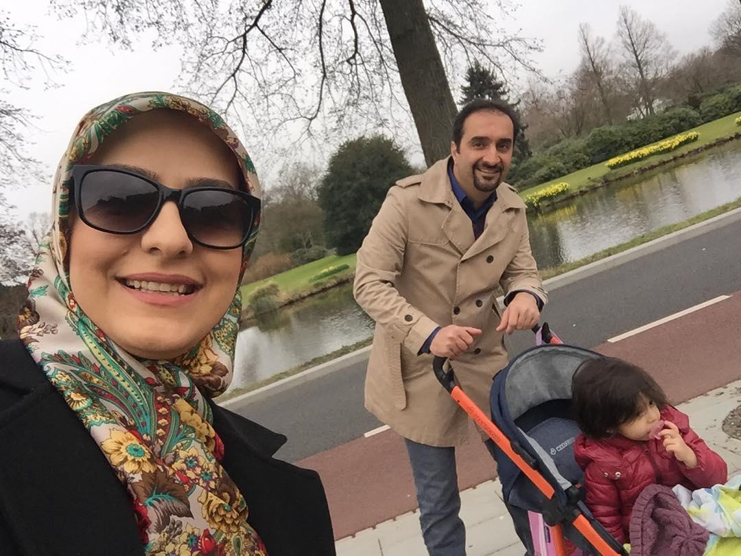 عکس های جدید و دیدنی نیما کرمی و همسرش + مصاحبه