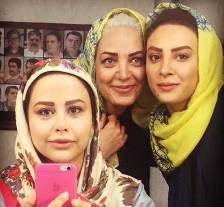 عکس های یاسمینا باهر و همسرش بازیگر نقش سحر در سریال آقا و خانم سنگی + بیوگرافی