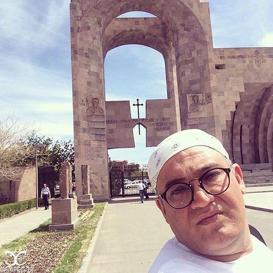 عکس های جدید و دیدنی نادر سلیمانی با خانواده اش + زندگینامه