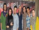 عکس های متفاوتی از بازیگران در کنسرت جدید محسن یگانه