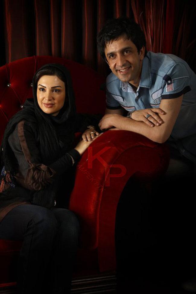 عکس های جدید مهشید حبیبی و همسرش مجید یاسر