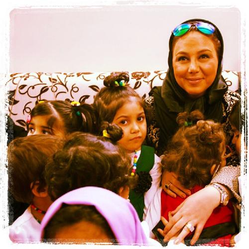 این بازیگر زن مشهور سینما و تلویزیون ایران، یک میلیون فالوور دارد + تصاویر