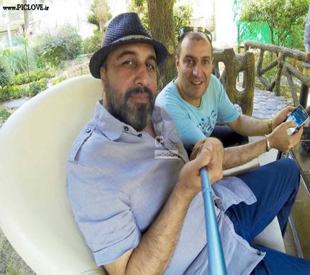 رضا عطاران: فوت مادرم من را از مرگ ترساند+عکس