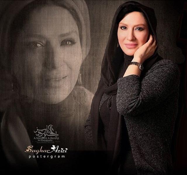 پوستر های جدید بازیگران زن و مرد ایرانی در سال جدید