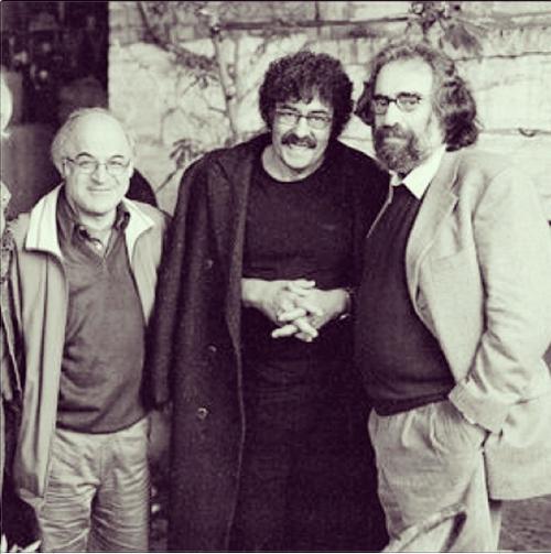 مسعود کیمیایی و مرور خاطرات با شکیبایی + عکس
