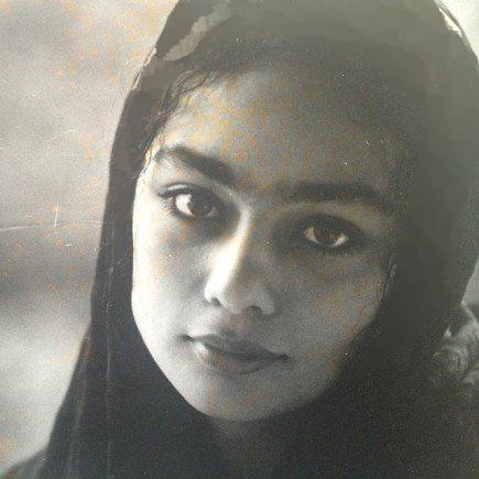 دو عکس دیده نشده و جالب از یکتا ناصر در کودکی و نوجوانی + تصاویر