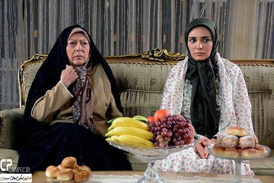 بازیگران مشهور در پشت صحنه سریال پشت بام تهران + تصاویر و داستان سریال