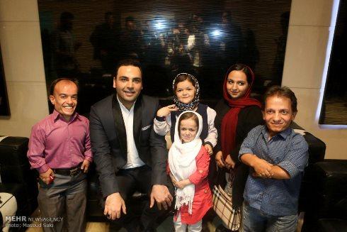 عکسهای مراسم تجلیل از احسان علیخانی و عوامل و مهمانان برنامه ماه عسل