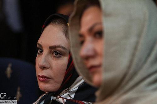 مراسم افتتاحیه سومین جشنواره تلویزیونی جام جم / با حضور افسانه بایگان و الهام حمیدی و … +تصاویر