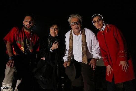 تیپ جالب فرهاد اصلانی با شلوارک در خیابان! +عکس