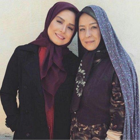 سخنان بی پرده مهراوه شریفی نیا بازیگر سریال کیمیا با مردم + تصاویر