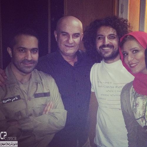 عکس های جدید سحر دولتشاهی در شبکه های اجتماعی