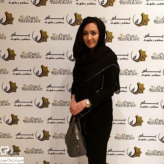 چهره و پوشش نیکی کریمی در جشنواره بین المللی فیلم دبی + تصاویر